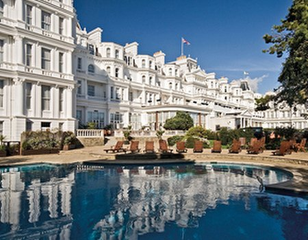 Spa of the week: Sussex Spa at the Grand Eastbourne