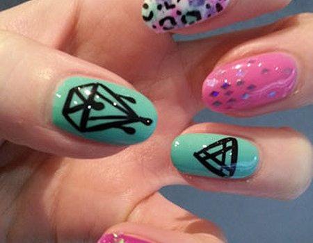 Salon of the week: Kitsune nails