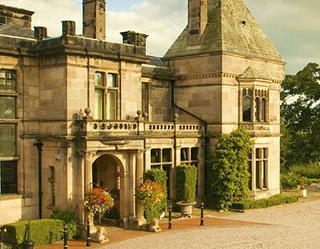 Spa of the week: Spa at Rookery Hall Hotel