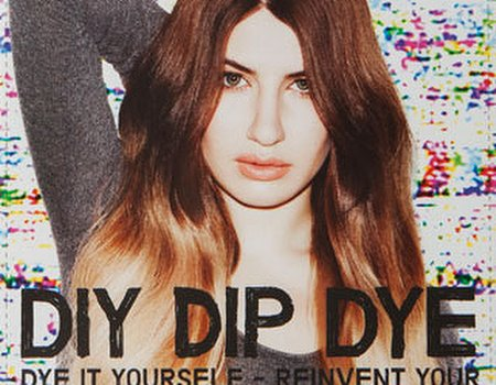 Something for the weekend: DIY Dip Dye by Bleach London