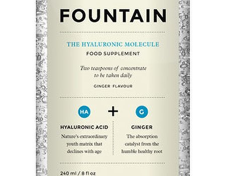 Tried and tested: Fountain, The Hyaluronic Molecule