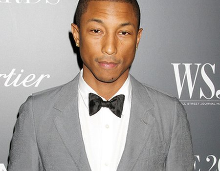 Pharrell Williams' beauty secrets and other male friendly products