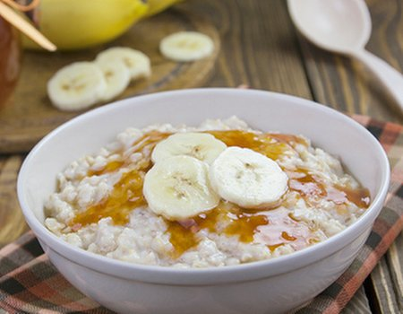 Healthy porridge toppers