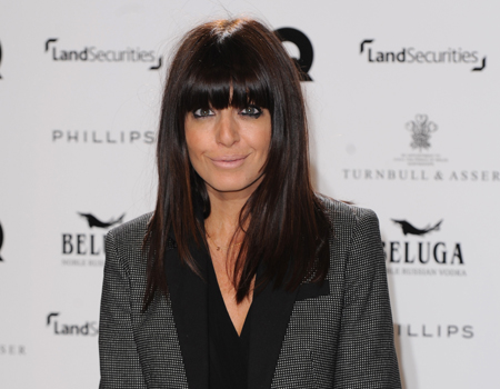 Claudia Winkleman voted best celebrity fringe