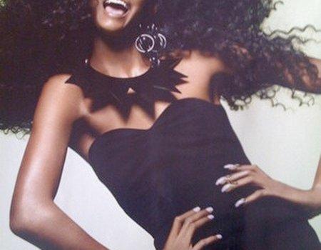 Model I love Sessille Lopez