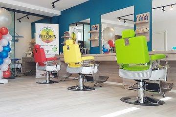 "Wilson's Barbershop ""Caribbean Experience"""