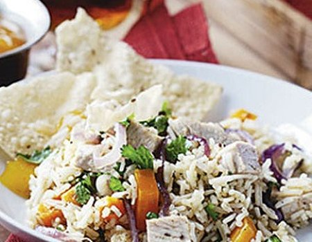 Healthy ideas for Christmas leftovers