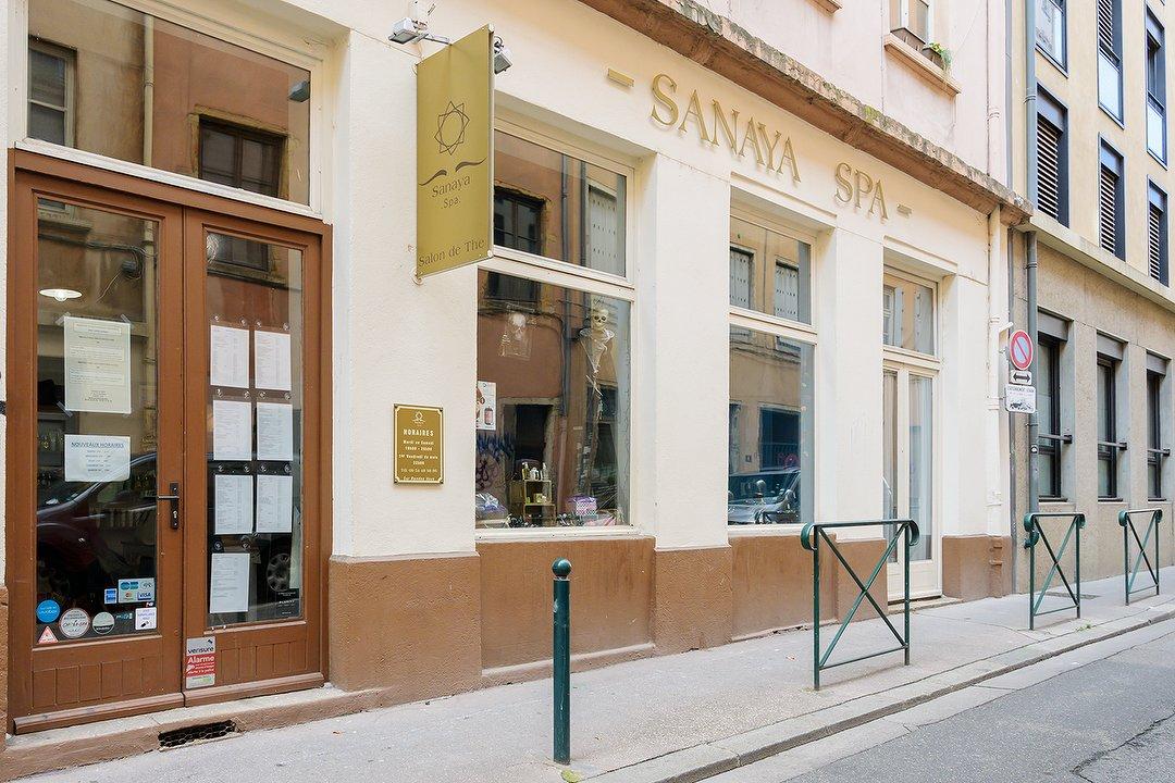Sanaya Spa Spa A Lyon Treatwell