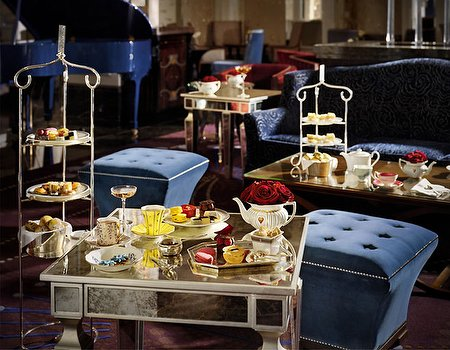 Top five: afternoon tea with mum