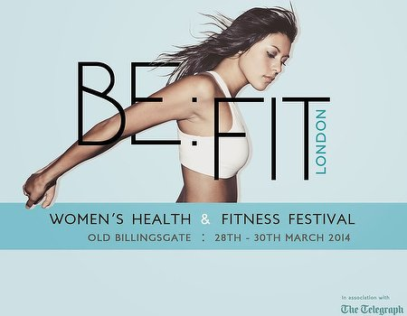 Beauty news: women's health and fitness festival comes to town