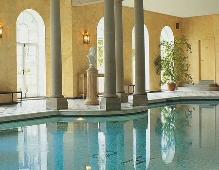 Spa of the week: The Halcyon Spa at Bishopstrow Hotel