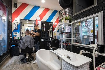 DJ Barbershop & Hair Salon