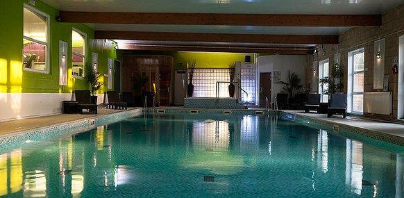health club amp spa at hallmark hotel manchester airport