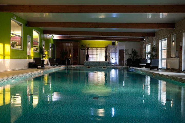 Health Club & Beauty Rooms at Hallmark Hotel Manchester   Hotel Spa in Wilmslow, Cheshire