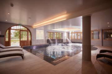 Elan Spa at Mallory Court Hotel