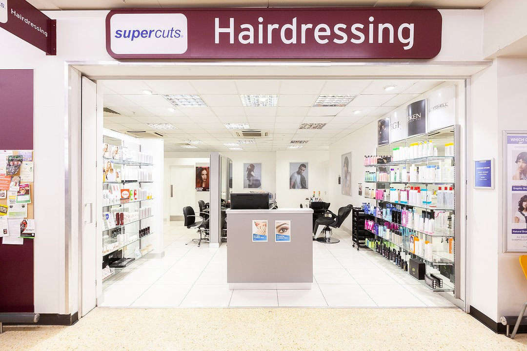 Supercuts Cobham Hair Salon In Cobham Surrey Treatwell