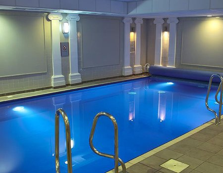 Spa of the week: Balance Spa and Beauty at The Roxburghe, Edinburgh