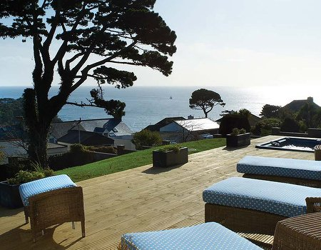Spas of the week: top five coastal retreats