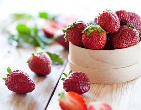 Wahanda loves: super strawberries