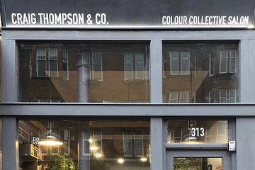 Craig Thompson & Co Stylist & Barber