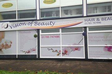 VisionBeauty Salon, Stafford, Staffordshire