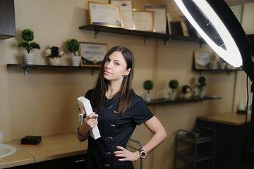 Grožio specialistė Brigita