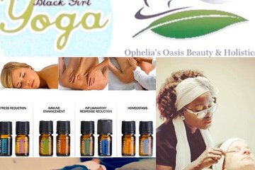 Ophelia's Oasis Beauty, Holistics & Yoga