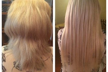 Individual-Hair Extensions