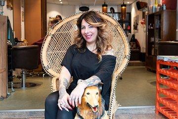 The Parlour Hairstylist @ kapsones kappers