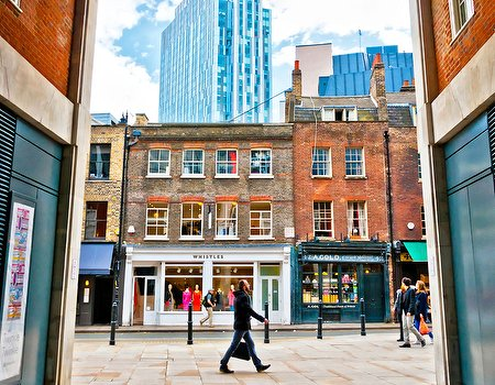The Beauty-lover's Guide to London: Shoreditch