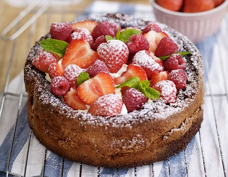 Healthy alternatives for a Great British Bake Off