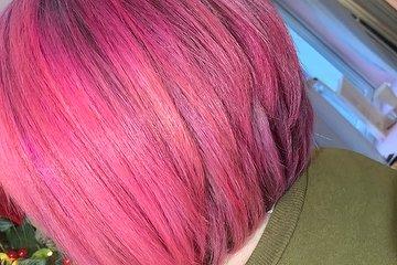 Hair by Yvonne Bray