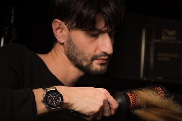 Artur Zakiyev Hairstyle