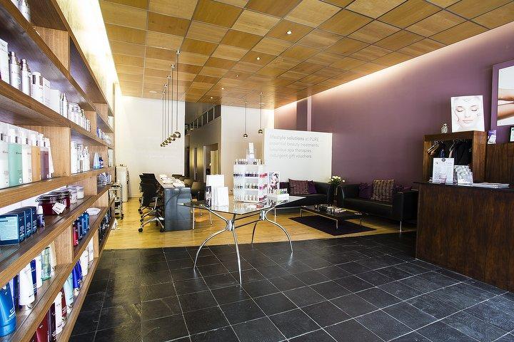Pure Spa Beauty Lothian Road Edinburgh Salon In West End Treatwell