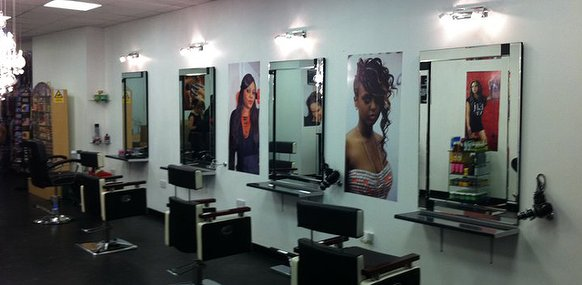Elegance by sisa hair and beauty beauty salon in retail for Aaina beauty salon glasgow