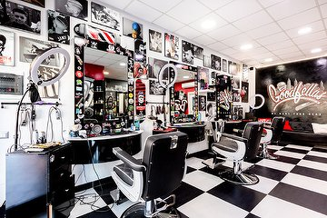 Goodfellas Barber Shop Italia - Casal Monastero