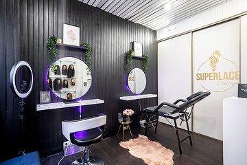 Salon Superlace, Métro Rue des Boulets, Paris