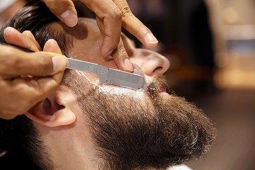 Handsome Mens Grooming