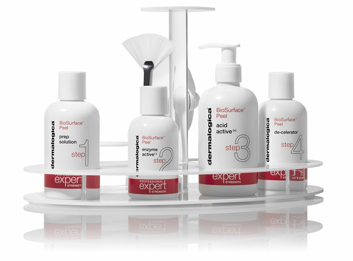 BioSurface™ Peel treatment plus free after care kit, valued £20
