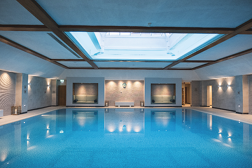 The Spa at Cottons Hotel & Spa, Knutsford
