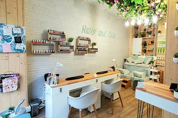 Nails and Chill - Nail bar Green Vegan