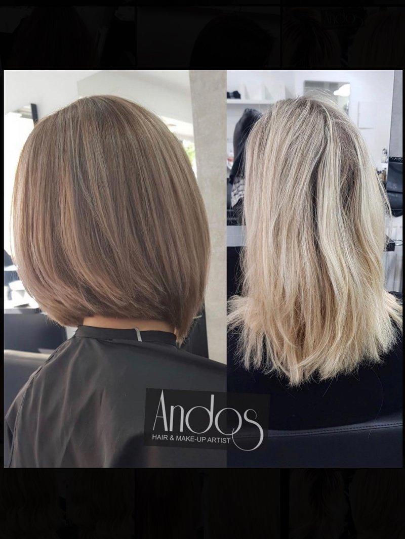 Andos – Hair & Make up Artist   Friseur in Innenstadt, Köln ...