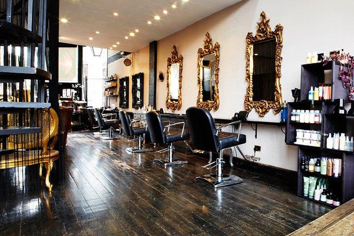 Mie mani hair salon in shoreditch london treatwell for Hair salon shoreditch