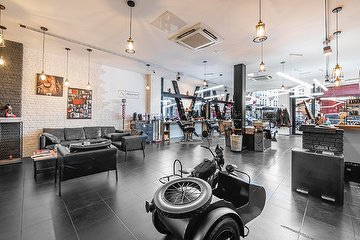 Industrie Barbershop - Lyon 2