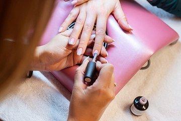 Tokyo nail art