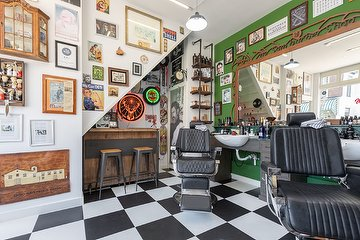 Mr Sam Barbershop