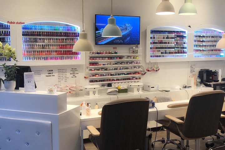 Pomelo Nail Bar Nail Salon In Barnes London Treatwell