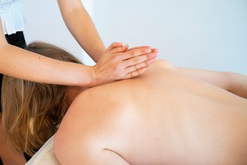 Therapeutic massages in London