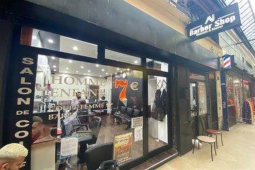 AJ Barber Shop