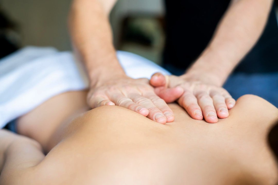Wien body massage Tri Massage